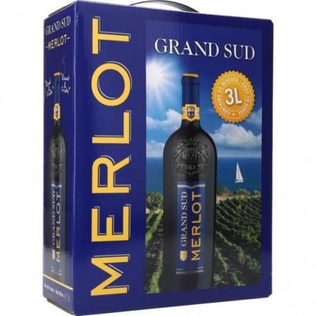 Grand Sud Merlot 12,5% 300cl GER