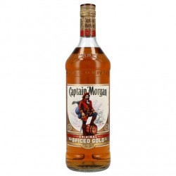Captain Morgan Spiced Gold 35% 100cl GER