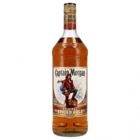 Captain Morgan Spiced Gold 35% 100cl GER