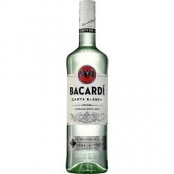 Bacardi Carta Blanca 37,5% 100cl GER
