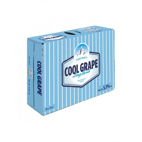 Hartwall Cool Grape 5,5% 24x33cl GER