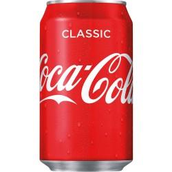Coca-Cola 24x0,33 l