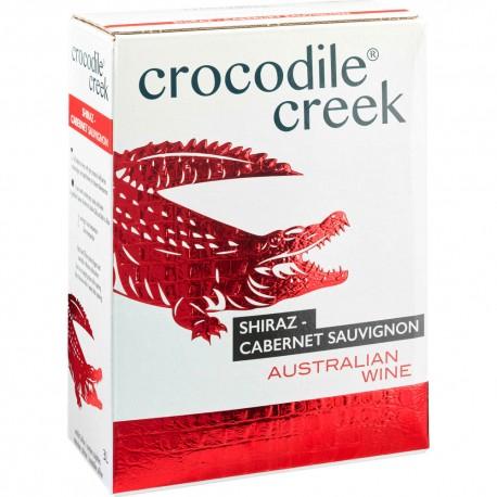 Crocodile Creek Shiraz Cabernet Sauvignon 13,5% 3l BiB GER