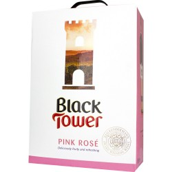Black Tower Pink Rosé 8,5% 3l BiB GER