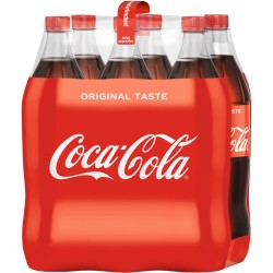 Coca-Cola 6x1,5L GER