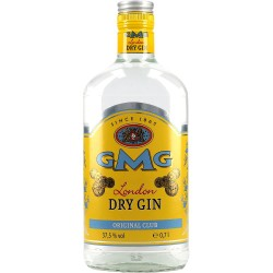 GMG Dry Gin 37,5% 0,7l GER