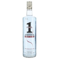 No. 1 Premium Dry Gin 1L 37,5% GER