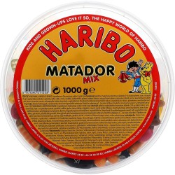 Haribo DK Matador Mix 1 kg