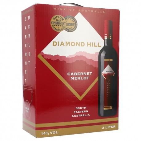 Diamond Hill Cabernet Merlot 14% 3l BiB GER