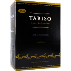 Tabiso Smooth Red Blend 15% 3l BiB GER