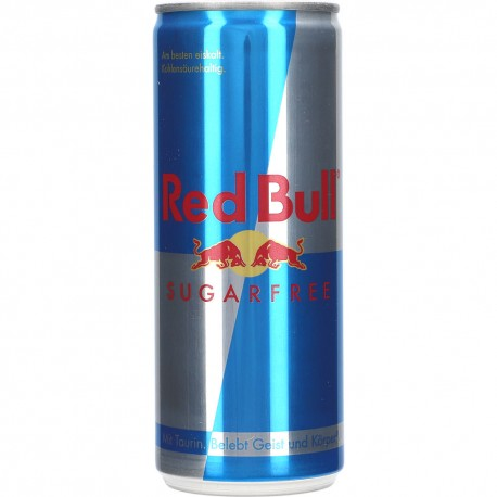 Red Bull Energy Sugarfree 24x0,25l GER