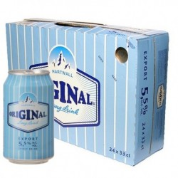 90x Hartwall Original Long Drink 5,5% 24x33cl LV