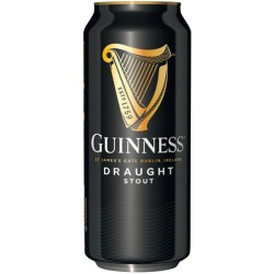 Guinness Draught 4,2% 24x0,44l GER