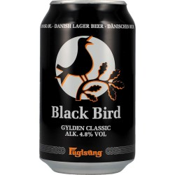 Fuglsang Black Bird 4,8% 24x0,33l GER
