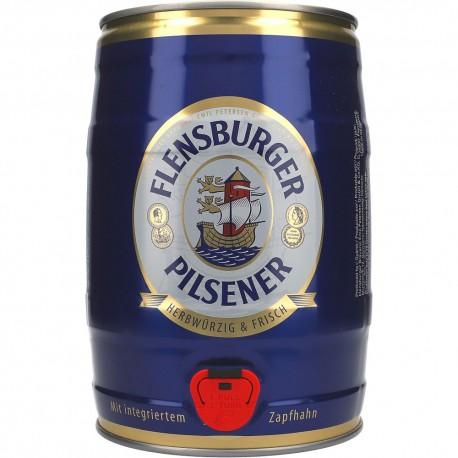 Flensburger Pils 4,8% 5L