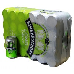 Sinebrychoff Long Drink Lime 5,5%