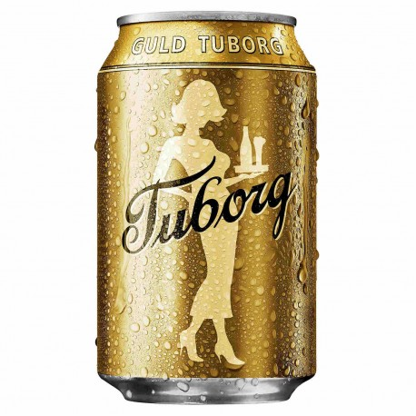 Tuborg Guld 5,6% 24x33cl GER