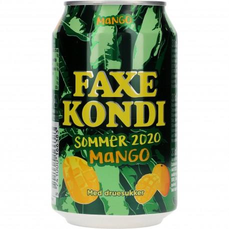 Faxe Kondi Summer Mango 24x33cl GER