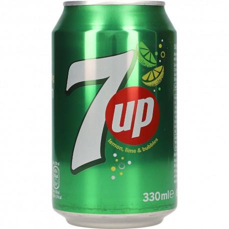 Seven-Up 24x33cl GER
