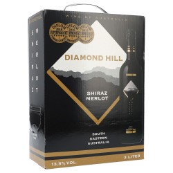 Diamond Hill Shiraz Merlot 13,5% 3L GER