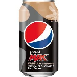 Pepsi MAX Vanilla 24x33cl GER
