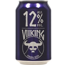 Viiking Strong Beer 12% 24x33cl GER
