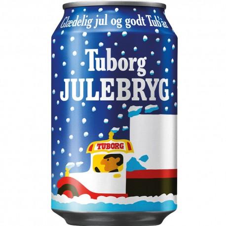 Tuborg Julebryg 5,6% 24,33cl GER