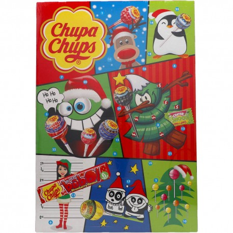 Chupa Chups Adventskalender 210g