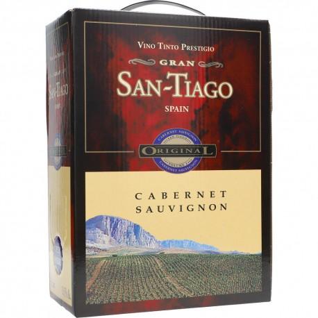 San Tiago Cabernet Sauvignon 13,5% 3L