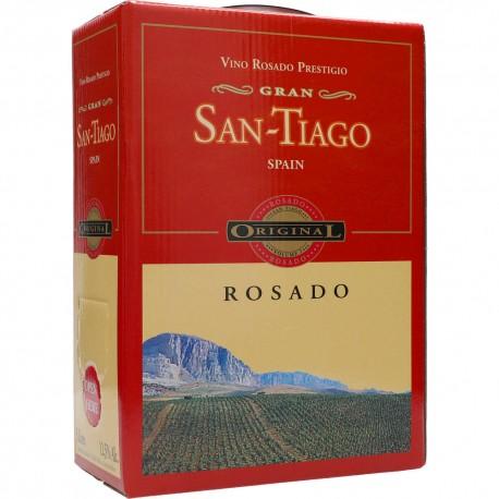 San Tiago Rosado 12,5% 3L GER