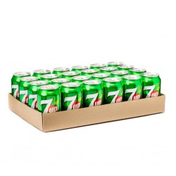 7UP Lemon Lime 24x33cl LV