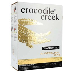 Crocodile Creek Chardonnay 12,5% 3L BiB GER