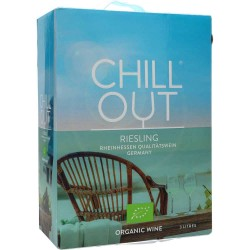 Chill Out Riesling Organic 11,5% 300cl GER