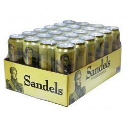 90 x Sandels Export 4,7% 24x33cl