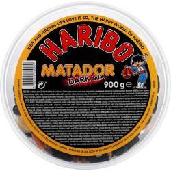 Haribo Matador Mix Dark 900g