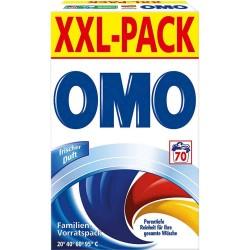 OMO White XXL-Pack 4,9kg GER