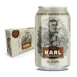 Karl Friedrich 5% 24x33cl