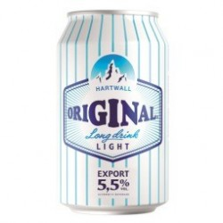 Hartwall Original Long Drink Light 5,5%