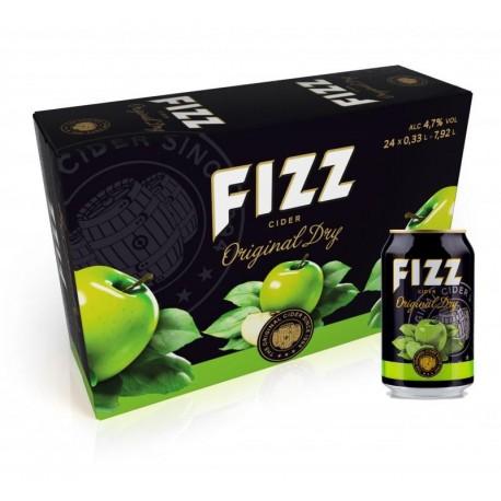 Fizz Original Dry 4,7%
