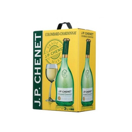 J.P. Chenet Colombard Chardonnay 12% 300cl