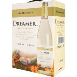 Dreamer Late Harvest Chardonnay Sweet 12% 300cl