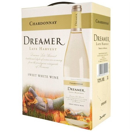 Dreamer Late Harvest Chardonnay 12% 300cl