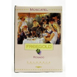 Freegold Moscatel Blanco 12% 300cl