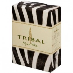 Tribal African White 12,5% 300cl