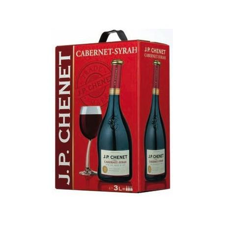 J.P.Chenet Cabernet-Syrah 12,5% 300cl