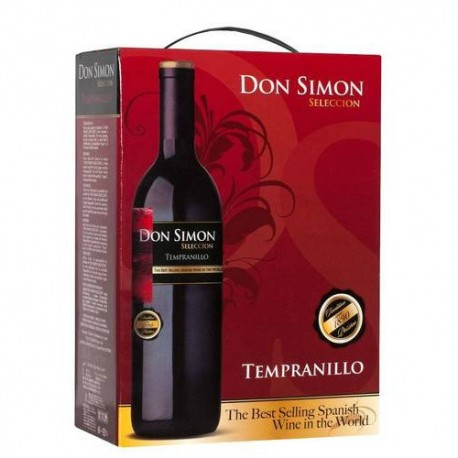 Don Simon Tempranillo 12% 300cl