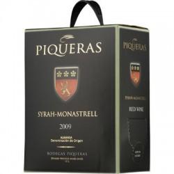 Piqueras Syrah-Monastrell 14,5% 300cl