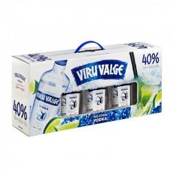 Viru Valge 40% 10x50cl