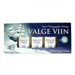 Valge Viin 40% 10x50cl