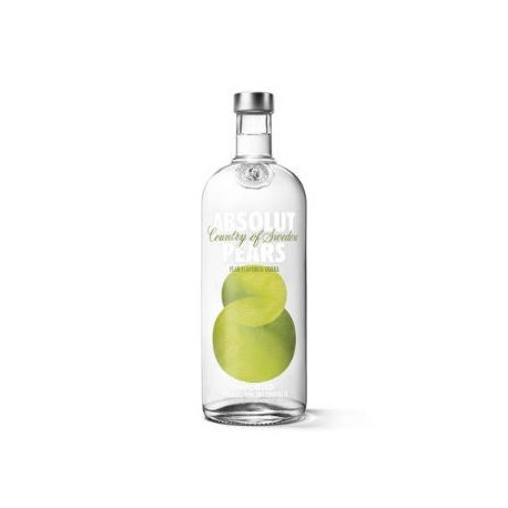 Absolut Pears 40% 100cl